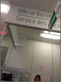 ODS Office in Toronto