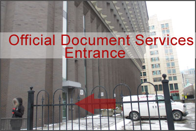 Official Document Services - Ontario