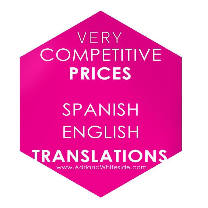 Spanish & English Translator In Toronto :: CERTIFIED