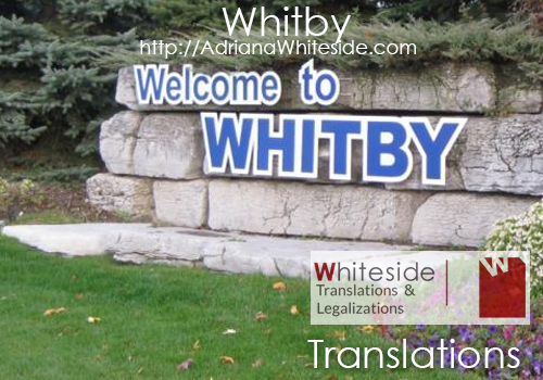 Spanish translations - Certified translations Whitby
