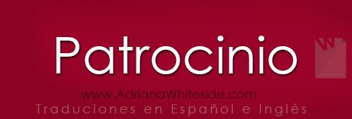 Traducciones Para Patrocinios / Sponsorships