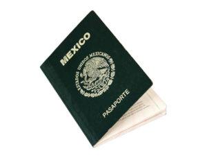 Pasaporte Mexicano - Canadá