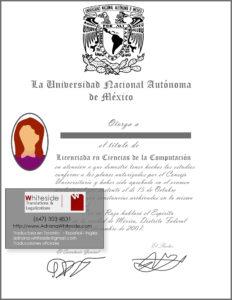 Diploma de Estudios